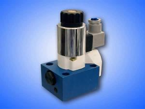 Solenoid Operated Poppet Directional Control Valve