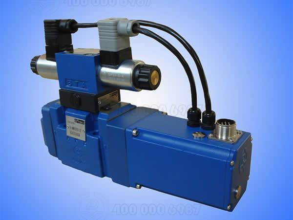 4/2 and 4/3 Pilot Operated Hydraulic Proportional Directional Valve